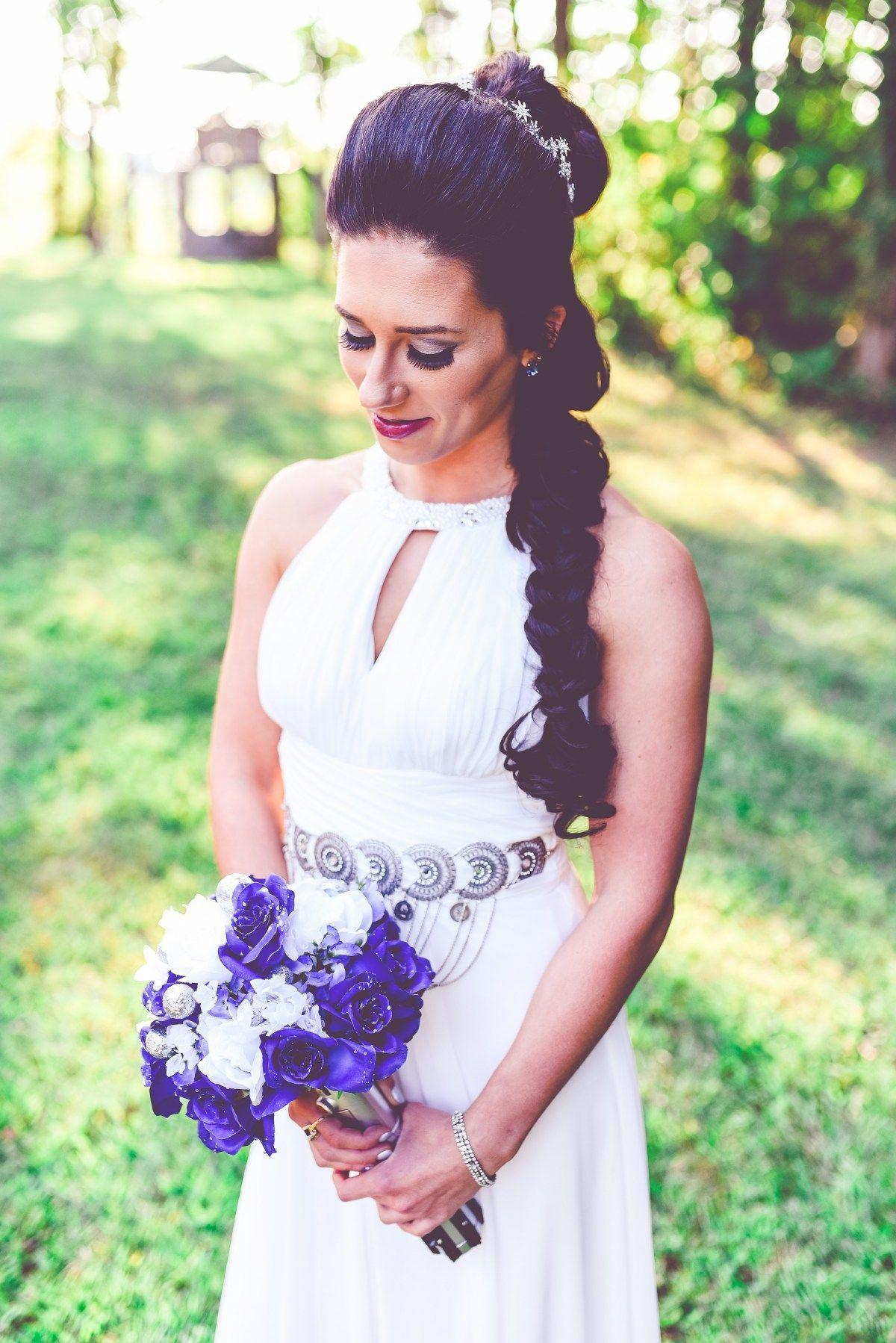 I Love You, I Know: Our Elegant, DIY Star Wars Wedding #starwarsmakeup