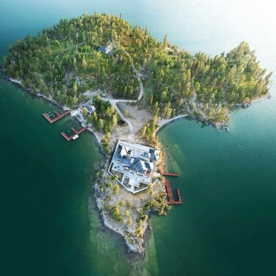 My dream home on my own private island❤
