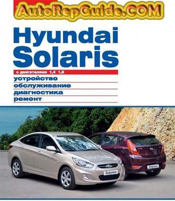 hyundai solaris инструкция