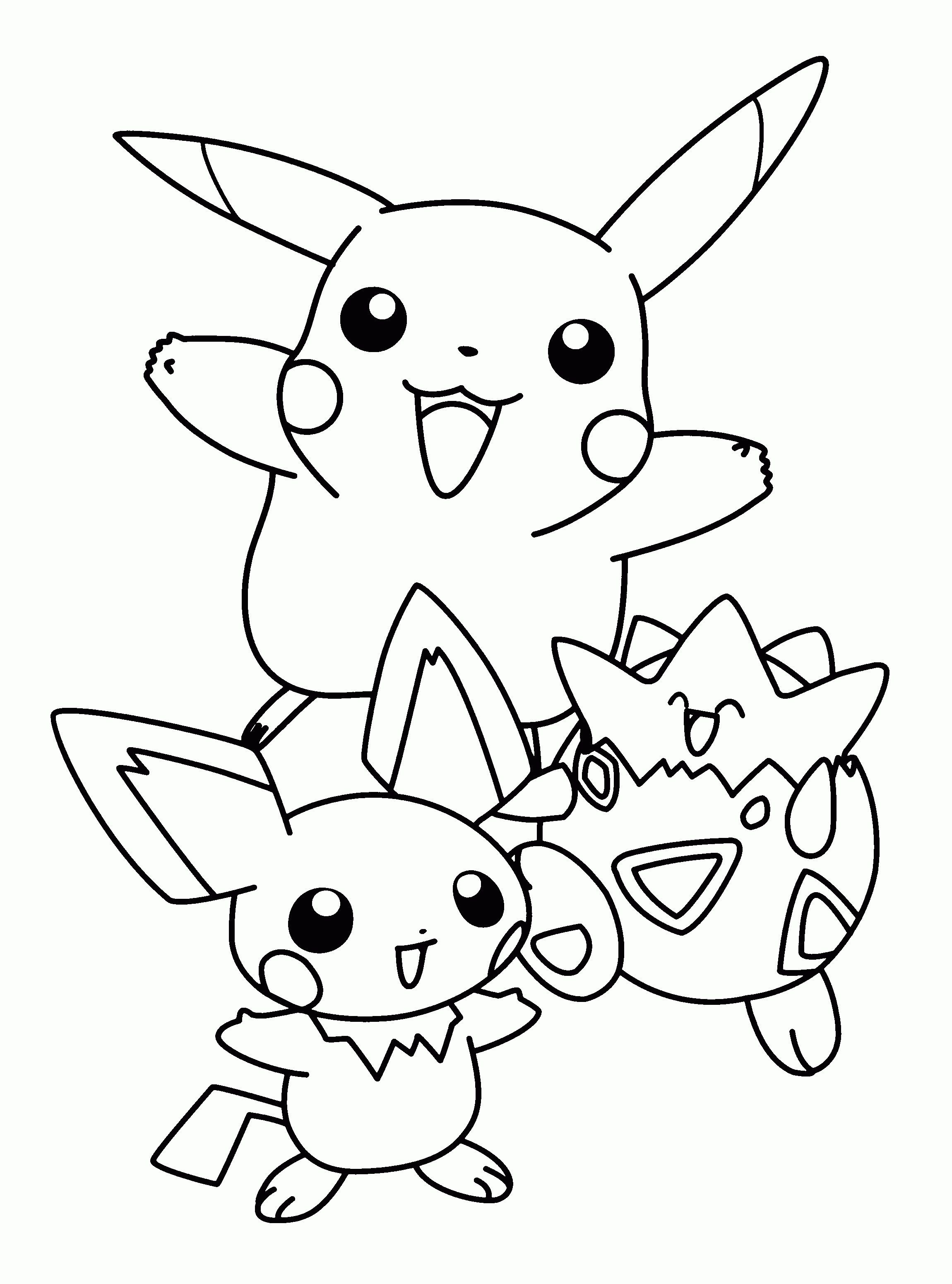 Pokemon Coloring Sheets Pokemon Coloring Pages Pokemon Coloring