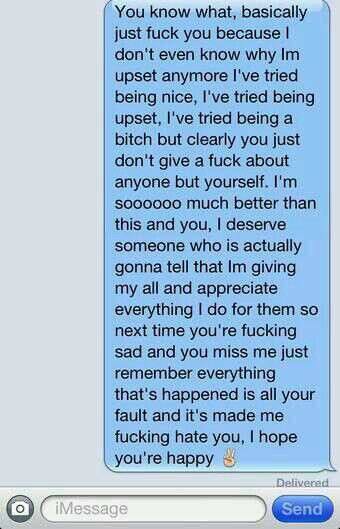 Amen. This describes perfectly my feelings right now so fuck you.