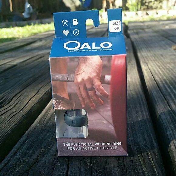 Qalo Ring Men S Navy Size 9 Boutique Wes Pinterest Qalo Ring
