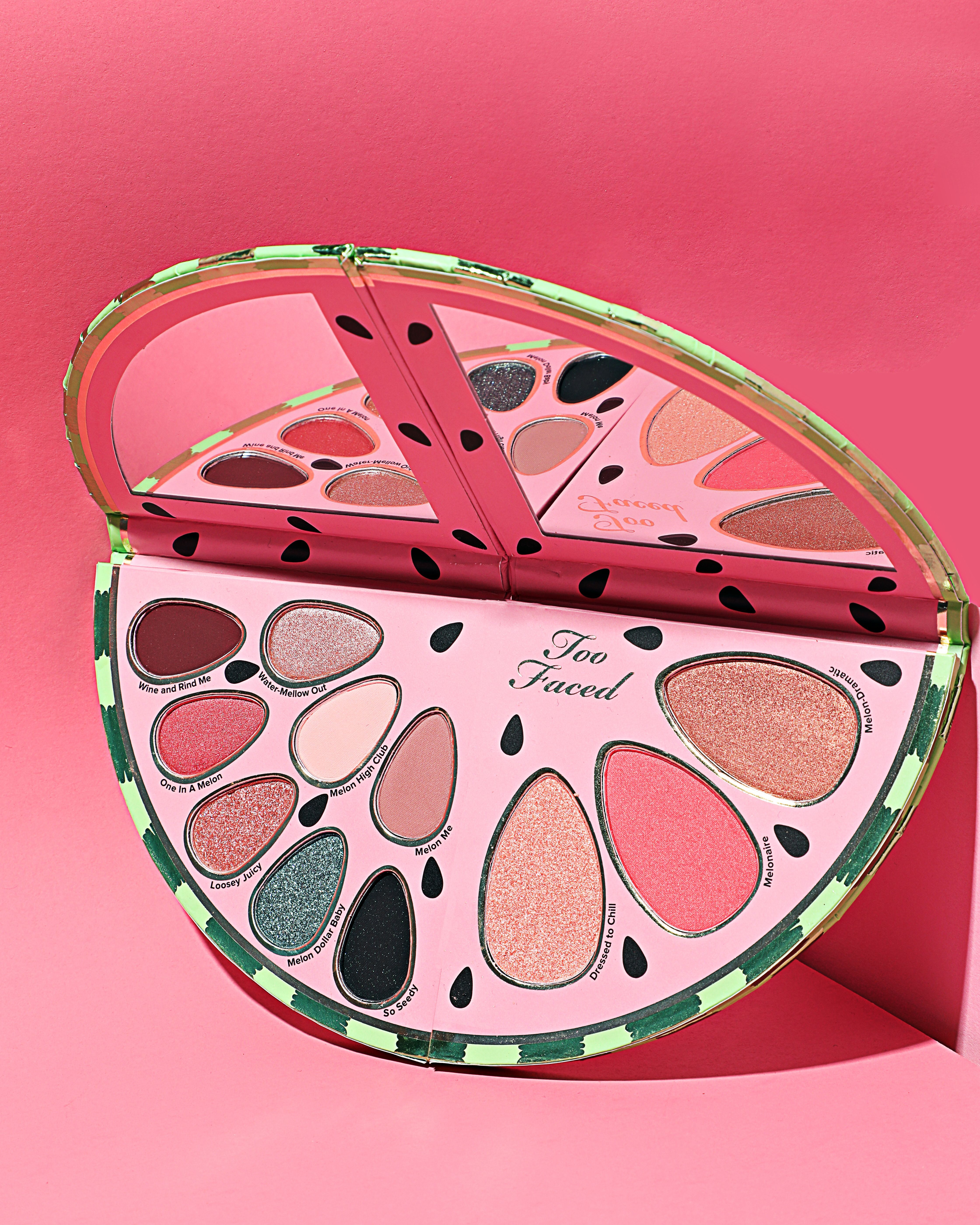 Watermelon Slice Face and Eye Palette (With images) Eye