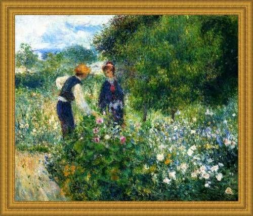 Fiori Quadri Famosi | Gpsreviewspot | fiori | Pinterest | Renoir ...