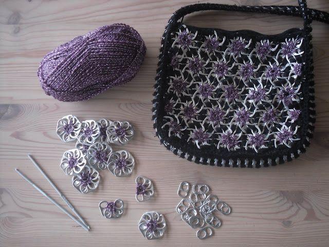 Very unique purse.