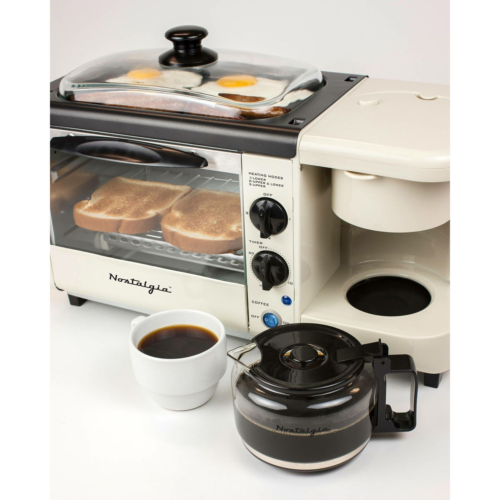 Toaster Coffee Maker Station Multi function Home  - Ovens - Ideas of Ovens