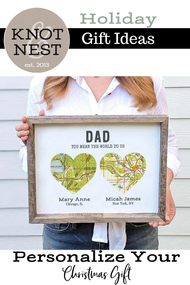 Personalized Father Day Gift For Him Gift For Dad From Etsy Christmas Gift For Dad Personalized Fathers Day Gifts Personalized Christmas Gifts