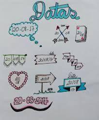 Resultado De Imagem Para Como Decorar Folha De Caderno Bullet Journal School Ideias Para Cadernos Desenho De Letras A Mao