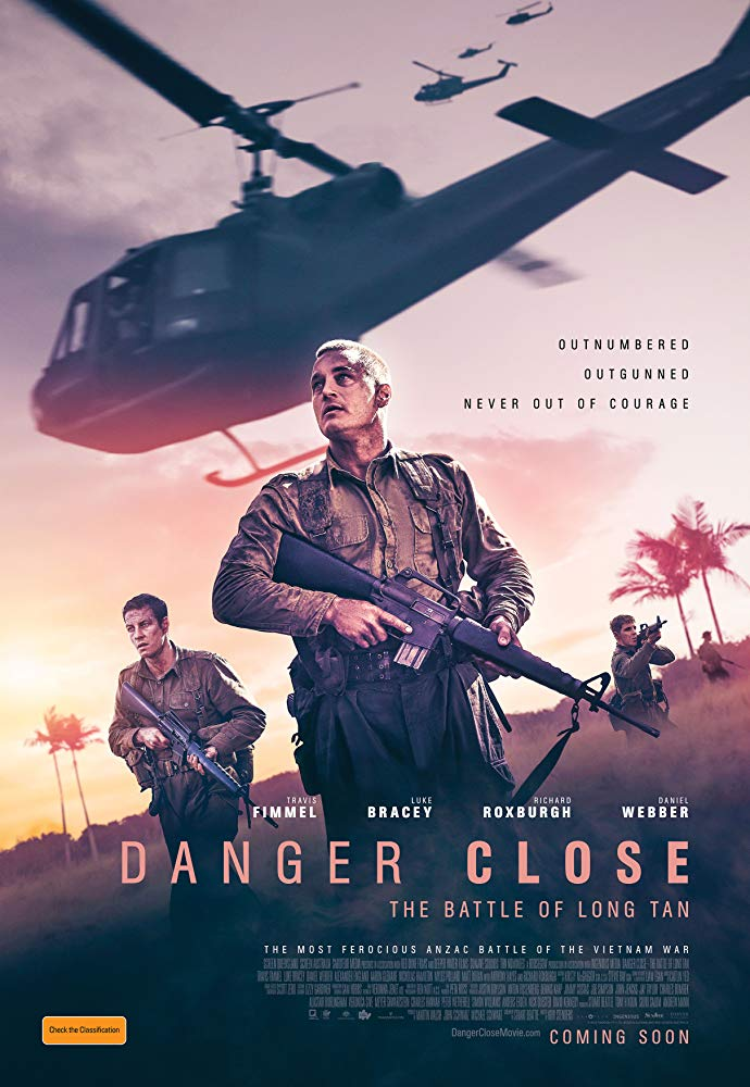 Danger Close The Battle Of Long Tan 2019 Trailer Closer Movie Full Movies Free Movies Online
