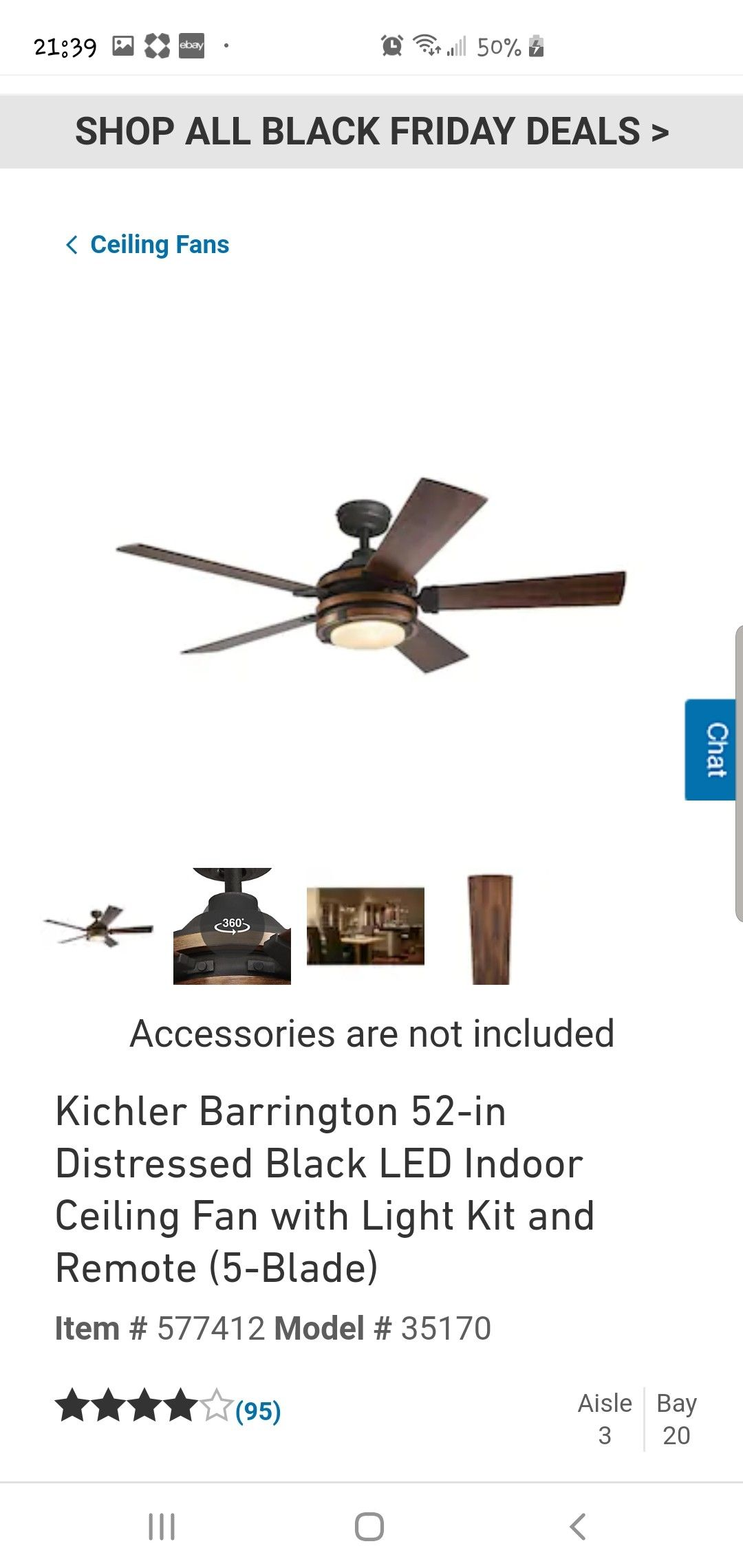 Pin By Tamika Lashelle On Inspired Home Ceiling Fan With Light Inspired Homes Ceiling Fan Black friday ceiling fans deals