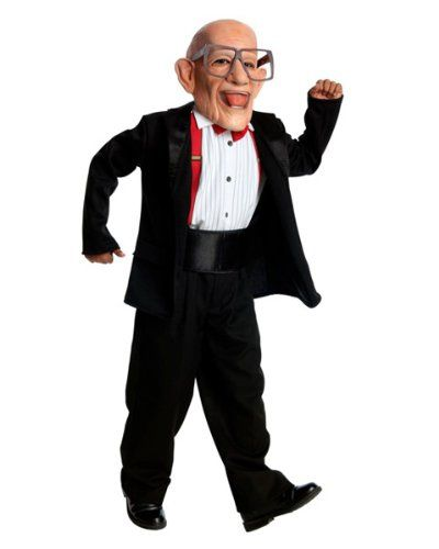 Six Flags Mr. Six Child Costume (Large) True Reviews