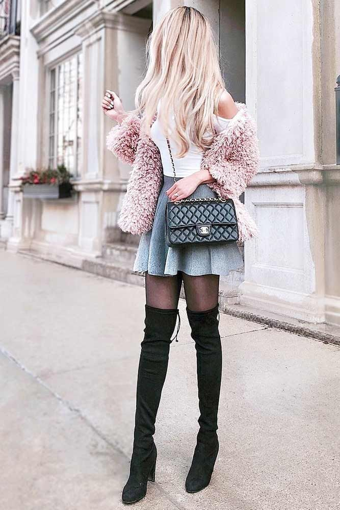47 Flawless Winter Outfit Ideas to Copy Right Now