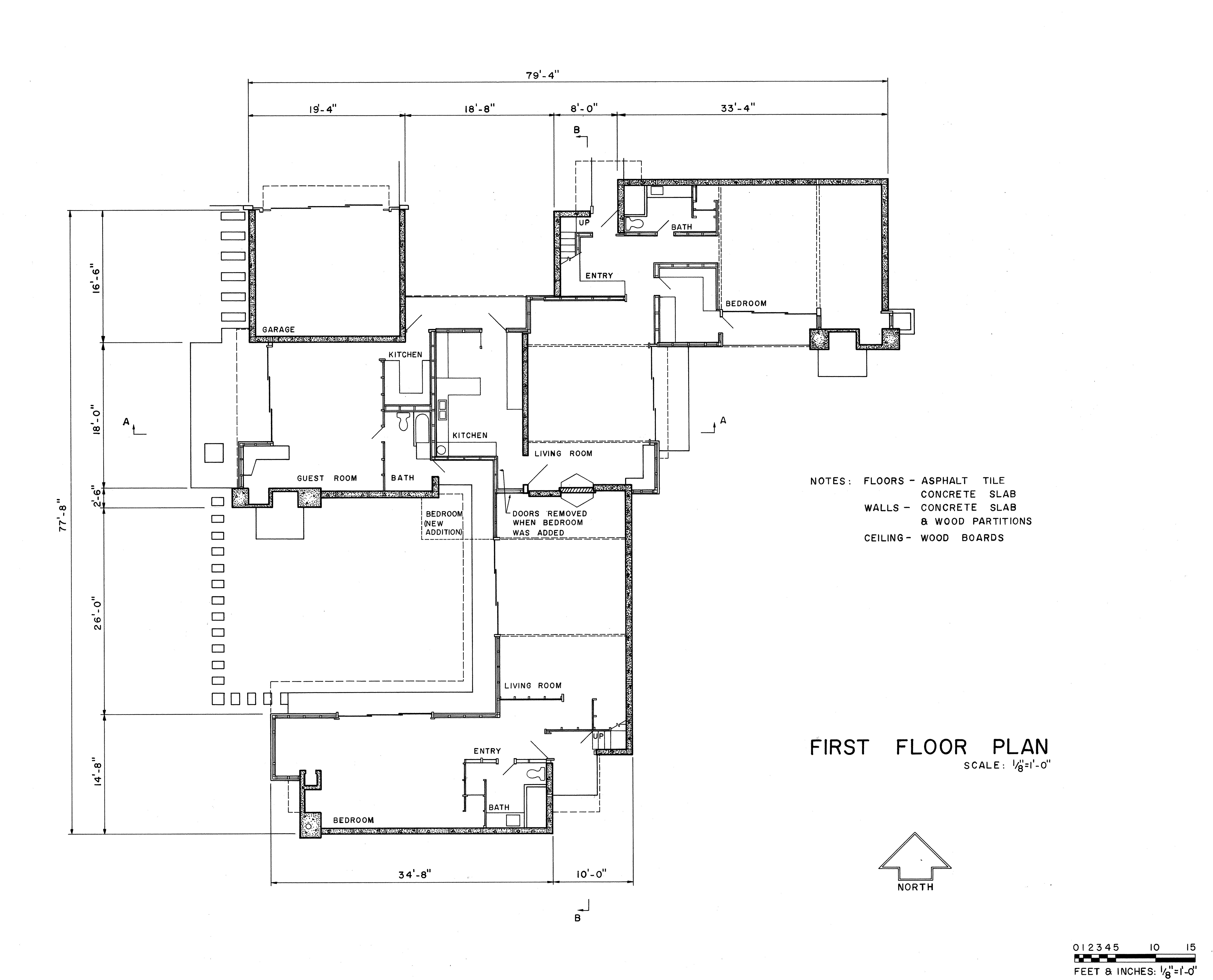 Schindler chase house plans