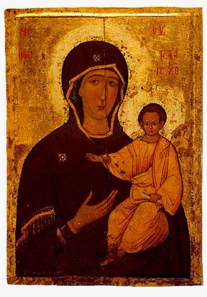 www.school.edu.ru :: Богоматерь Одигитрия Муромская. Икона ...