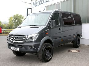 mercedes benz sprinter 319 cdi 4x4 4x4 wohnmobil. Black Bedroom Furniture Sets. Home Design Ideas