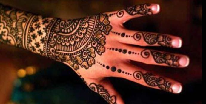 Arabic Mehndi Flower : Arabic henna designs 7 copy mehndi pinterest