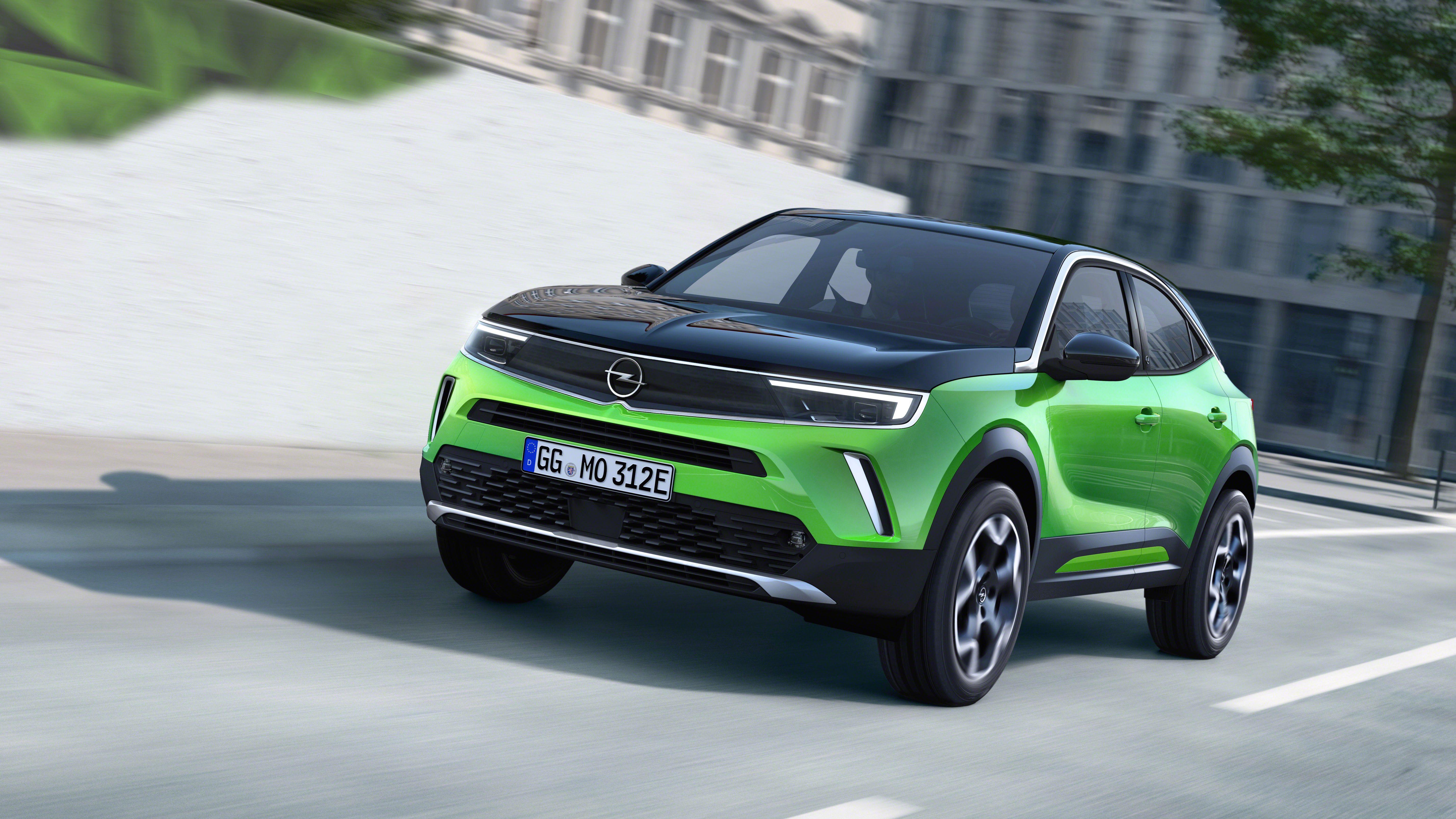 2021 Opel Mokka E Top Speed In 2020 Opel Mokka Vauxhall Mokka Opel