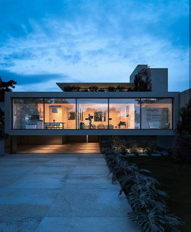 Archite design di instagram modern house • • architecture archite design building architexture