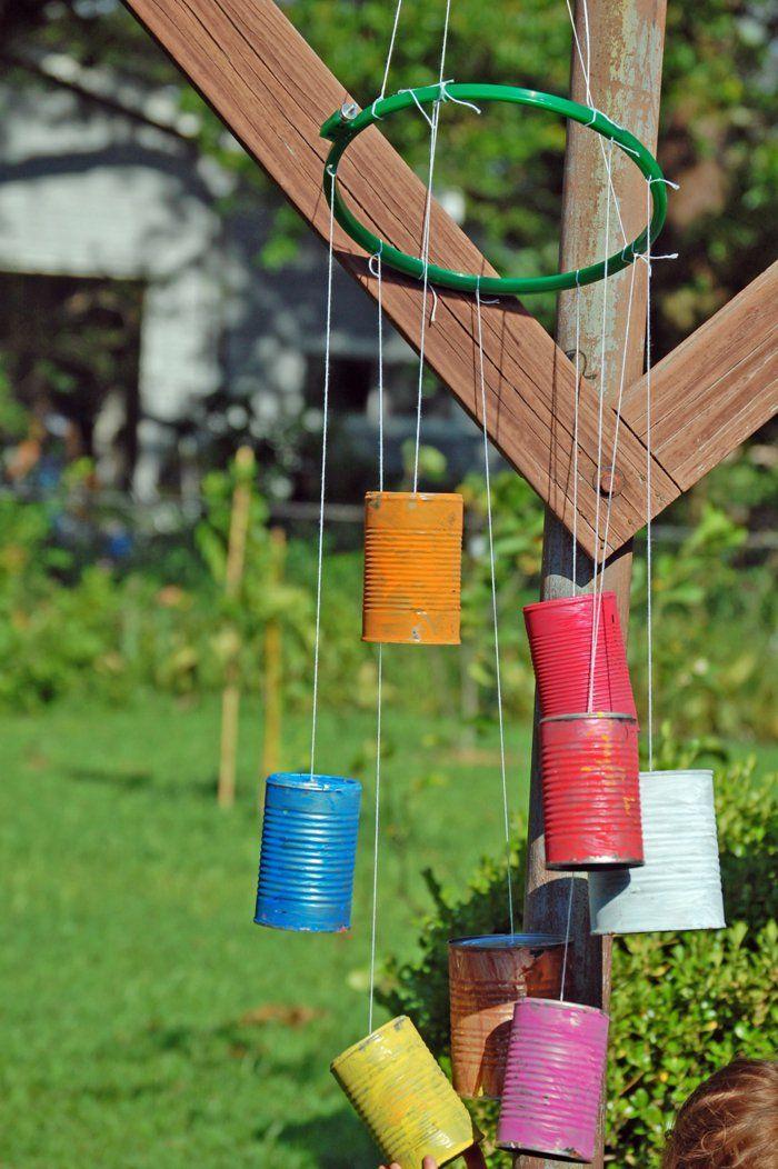 90 Deko Ideen zum Selbermachen für sommerliche Stimmung im Garten - gartenaccessoires selber machen