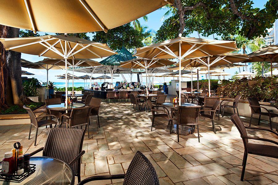 Moana Surfrider A Westin Resort Spa The Beach Bar