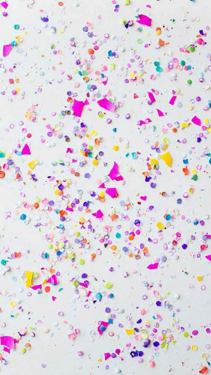 Confetti wallpapler