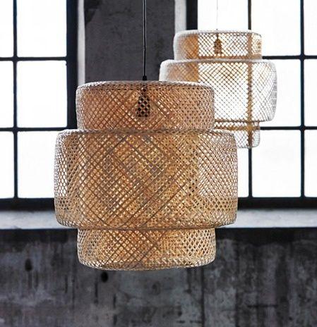 cool ikea lighting ideas | Sinnerlig Pendant Lamp $60 | IKEA Catalog 2016 | Small ...