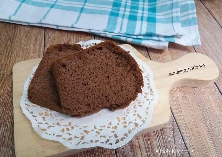 Chiffon Chocolate (Gluten Free) ABK Resep Bebas