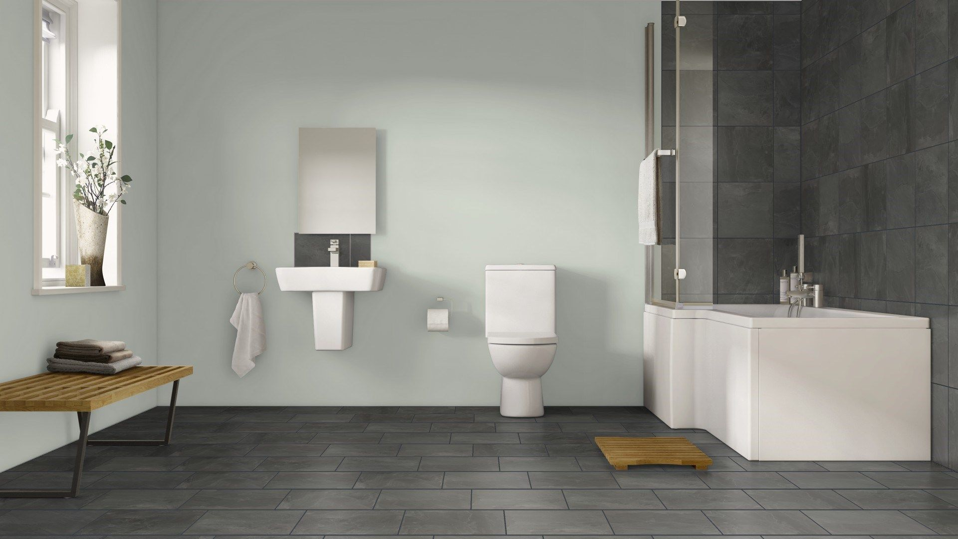 Bathroom interior hd my latest idesign creation  new bathroom  pinterest