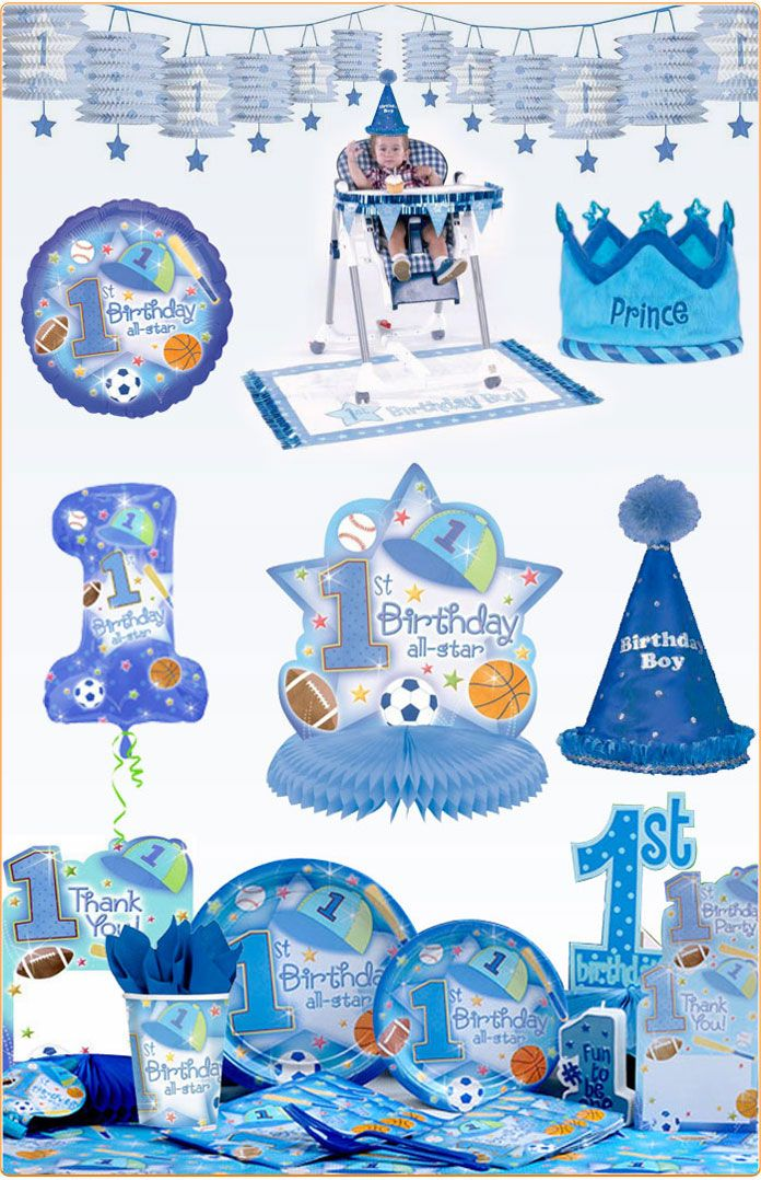 1st birthday party theme ideas boy 1st birthday party for Baby boy 1st birthday decoration ideas