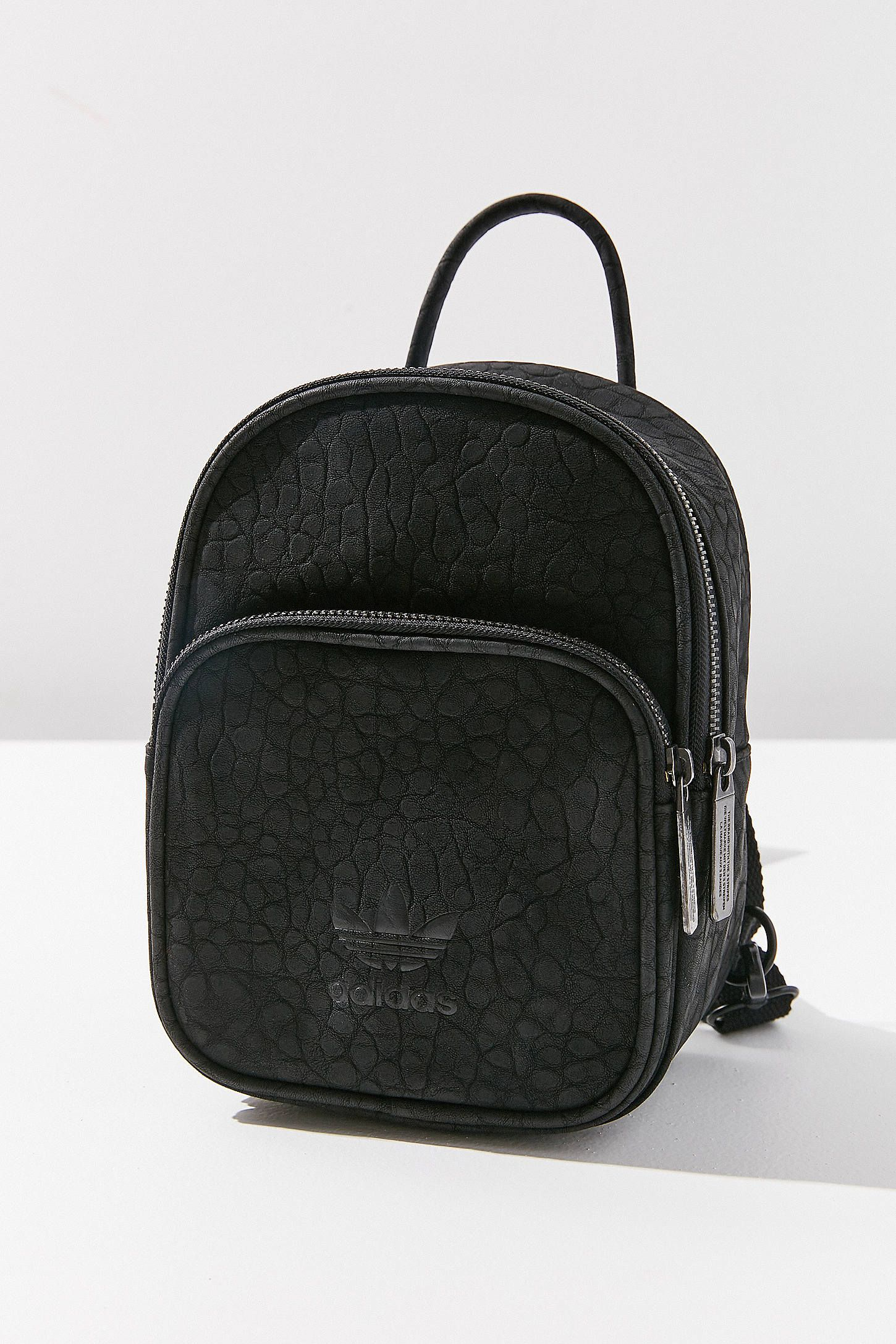 d35d634979 adidas Originals Classic Mini Faux Leather Backpack