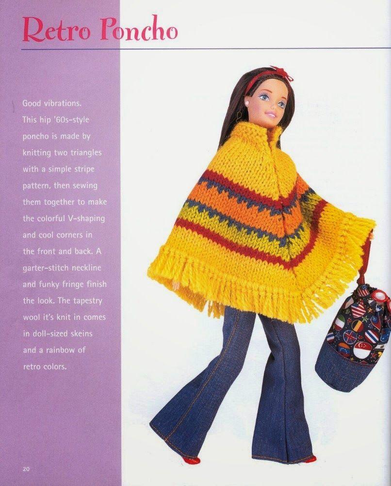 Album Archive   Barbie knitting patterns