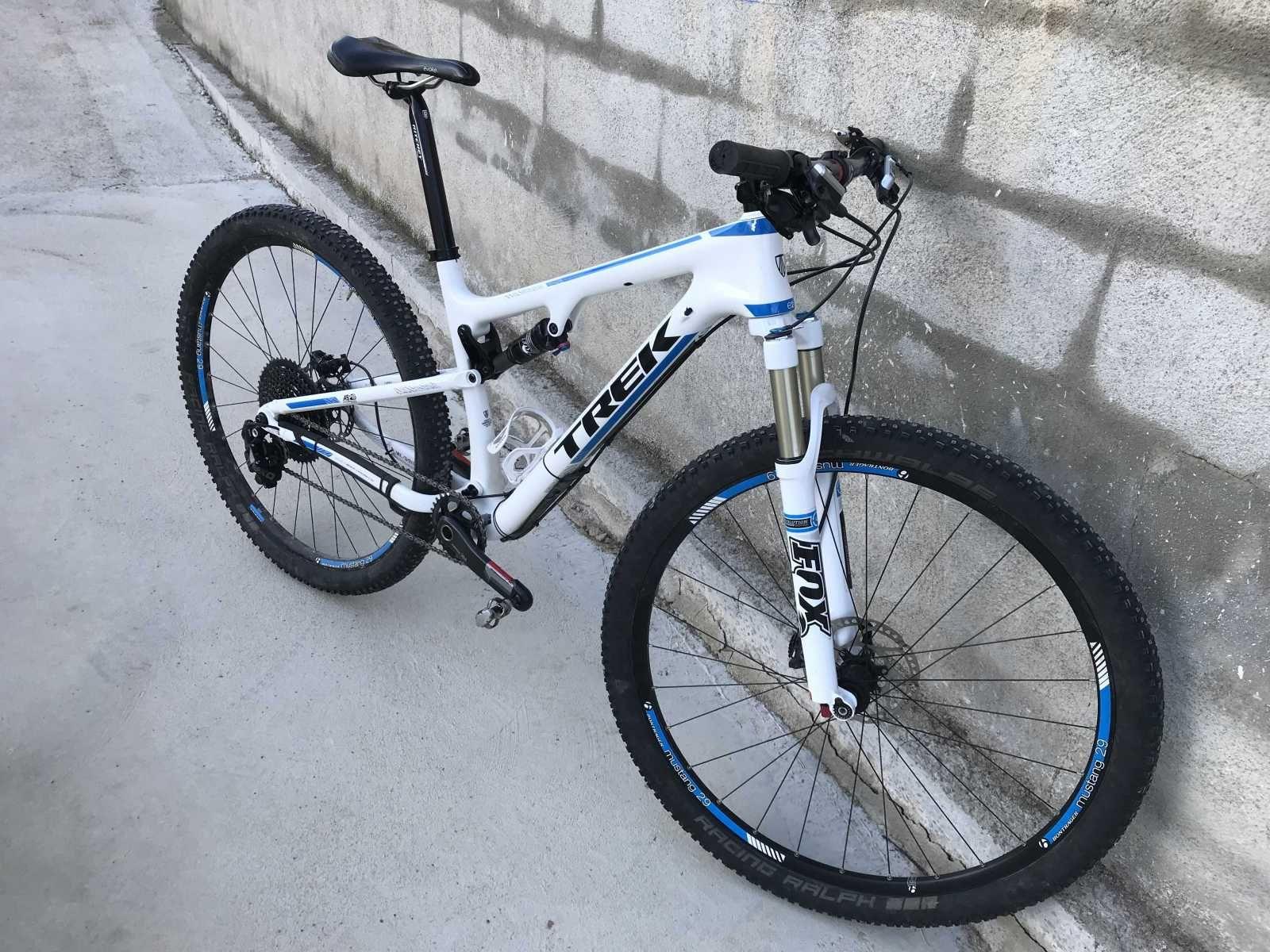 Bicicleta De Montaña Trek Superfly Ref 45465 Talla M Año 2014 Cambio Sram X01 Cuadro De Carbono Sus Bicicletas Bicicletas De Montaña Trek Bicicletas Mtb