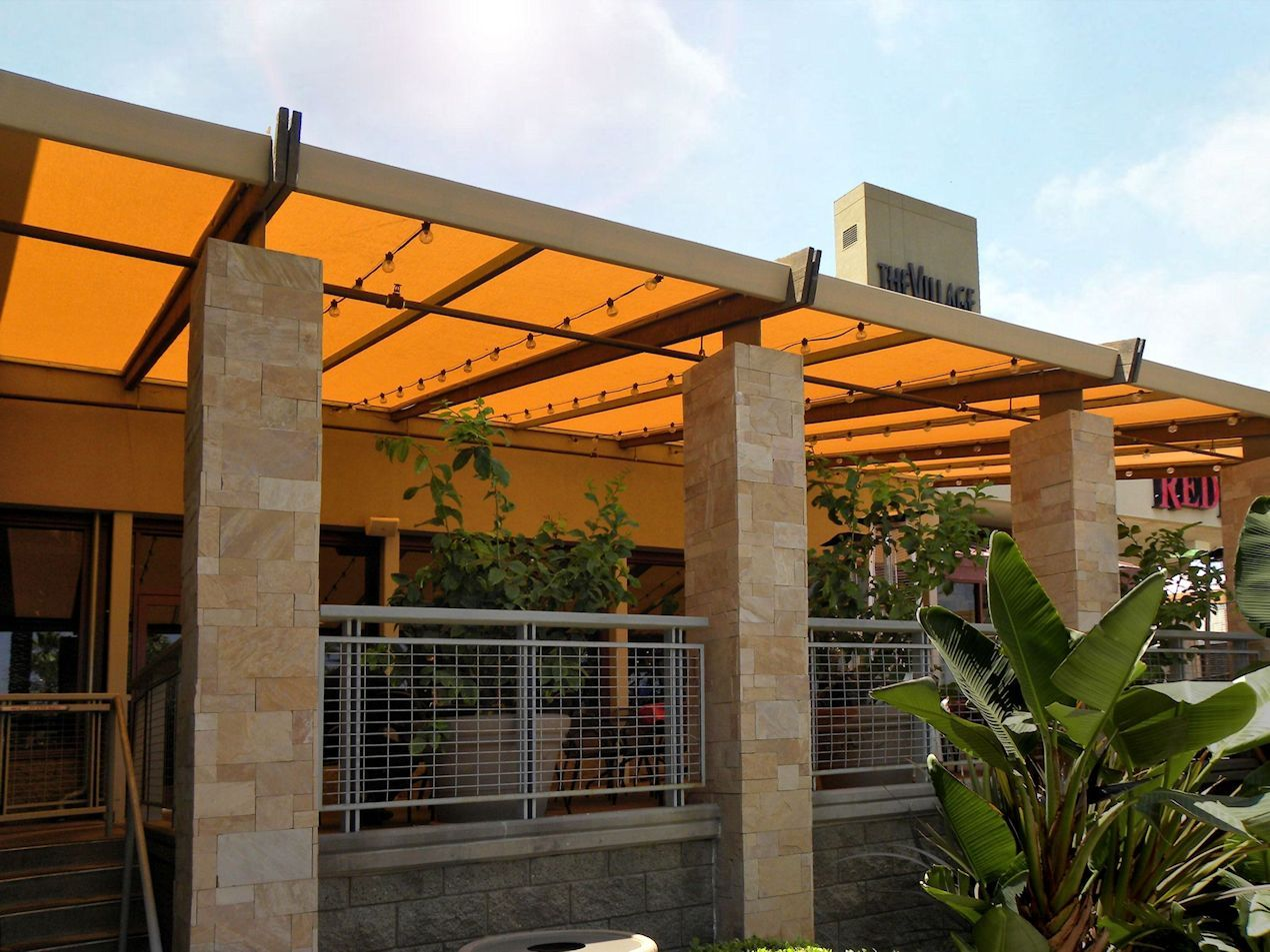 Patio Shade Tops And Tarps | Superior Awning