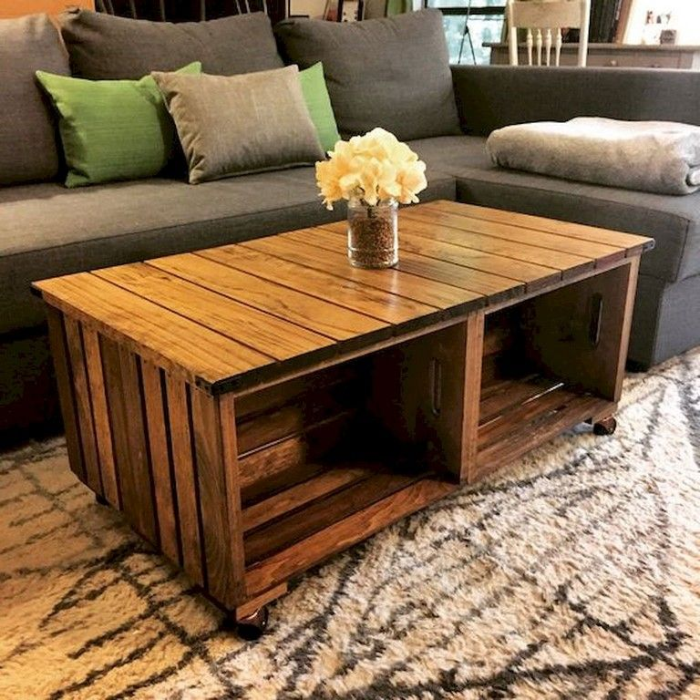 27 Cheap Design Ideas Offering: 27+ Cool Inspiring DIY Rustic Coffee Table Ideas Remodel
