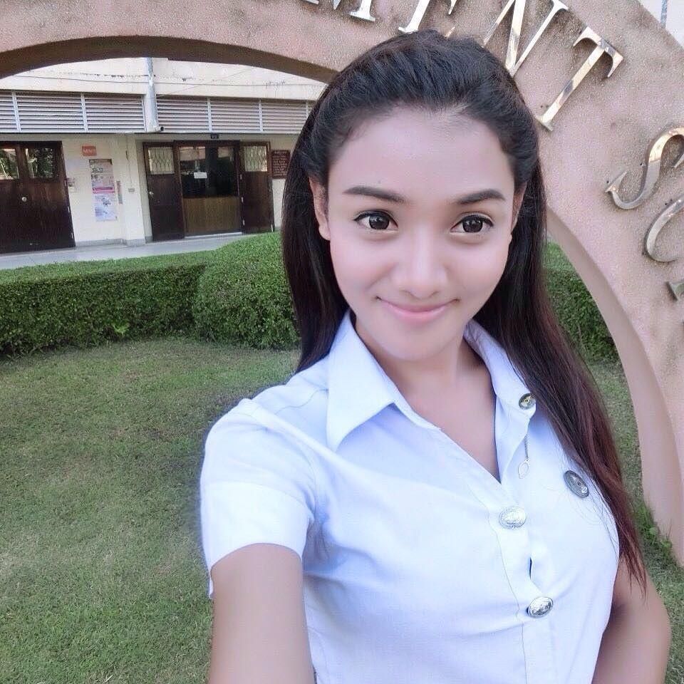 chatchapa trepkunanon – most beautiful thai ladyboy schoolgirl