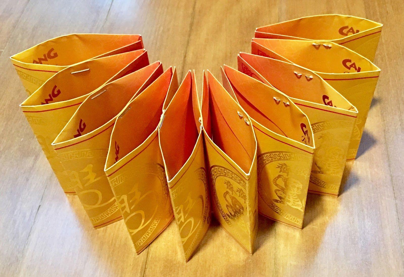 CNY Chinese New Year Craft Ang Pow Lantern | Chinese new ...