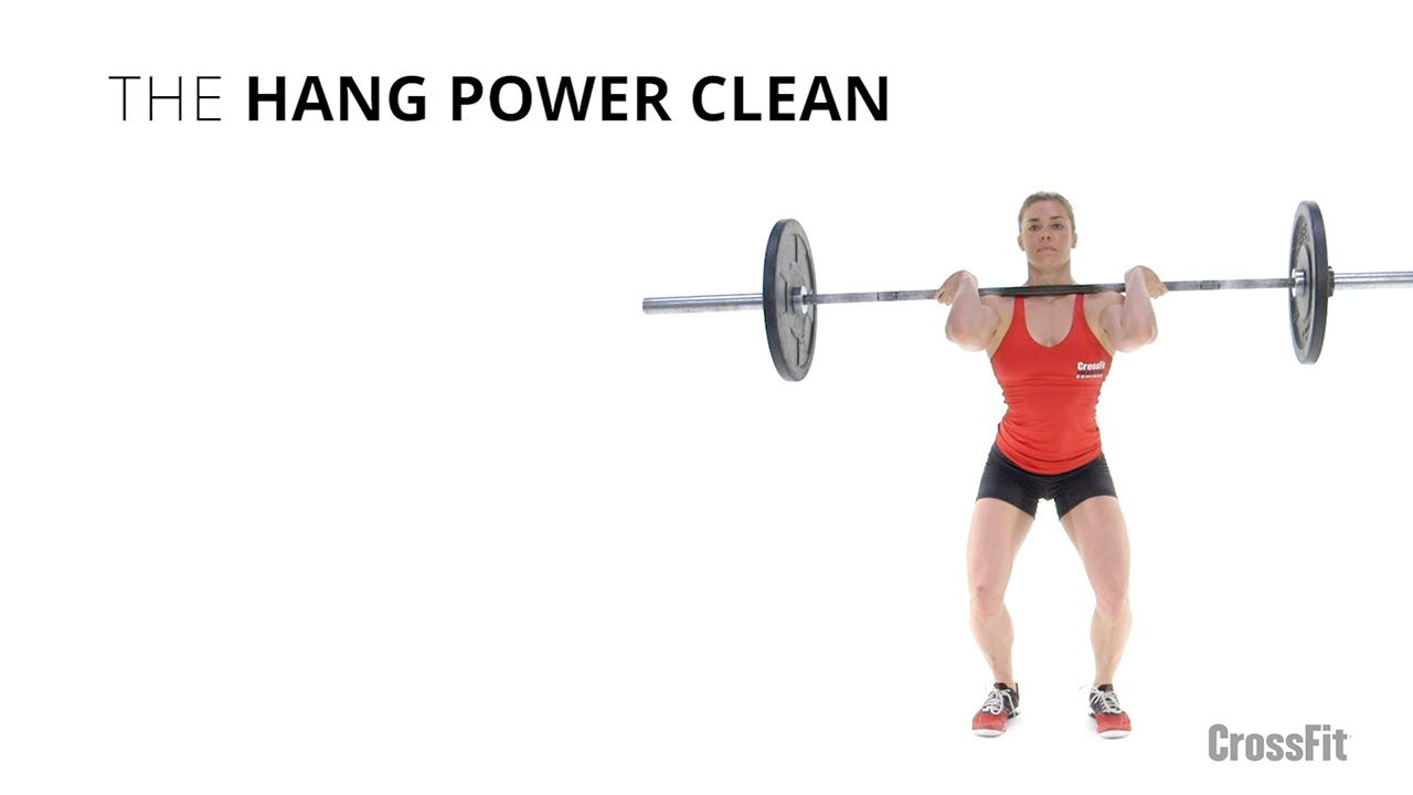 The Hang Power Clean