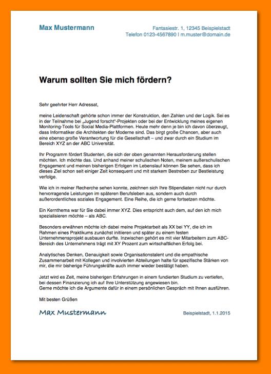 Bildergebnis Für Motivationsschreiben Vorlage Schweiz Resume