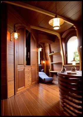 Innenarchitektur Yacht pin dwellwell info auf tiny home gems wohnmobil