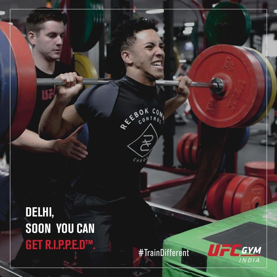 Get ripped with free weights resistance and body
