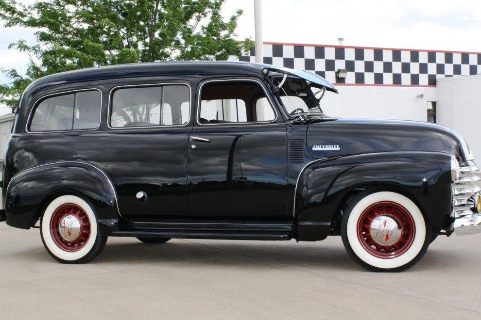 1950 Chevrolet Suburban Sold Sold Sold Chevrolet Suburban