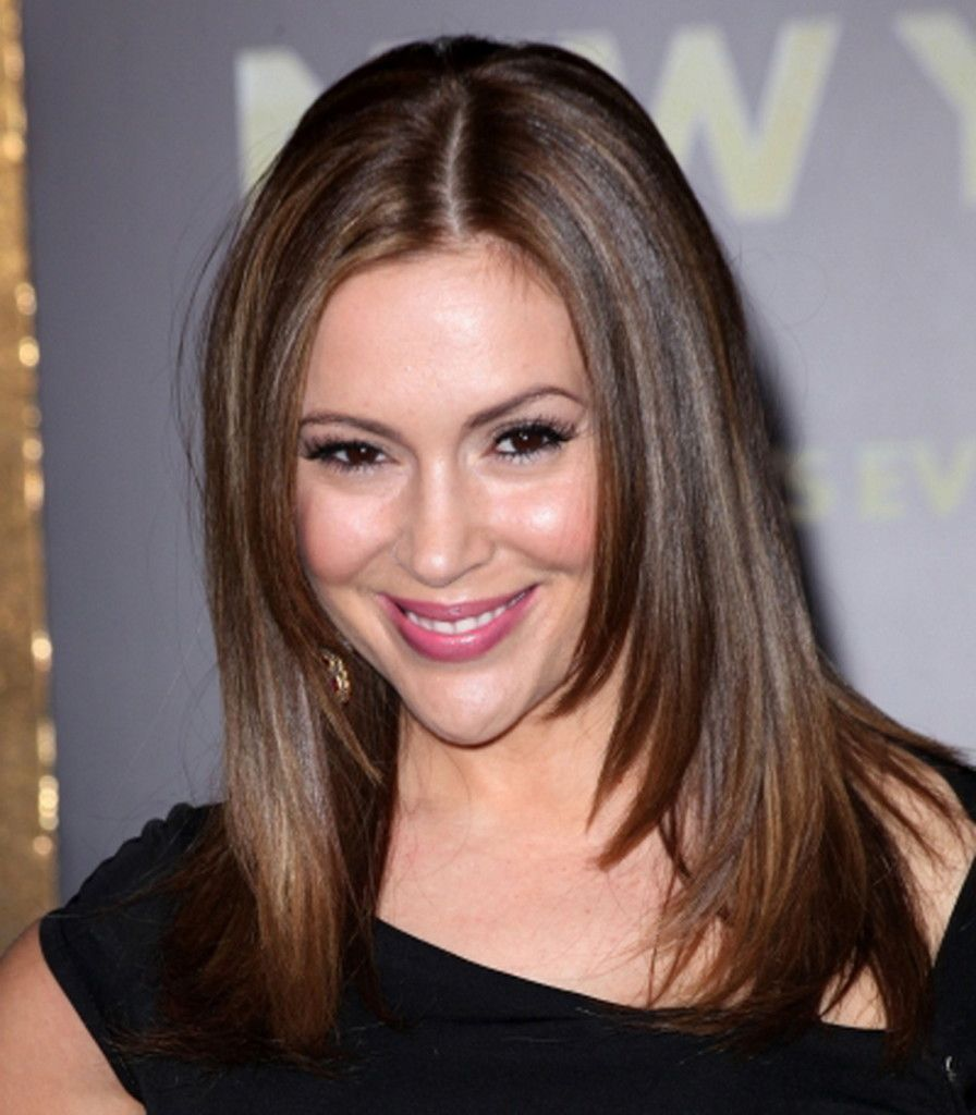 Medium Hairstyles With Long Layers trend hairstyle now