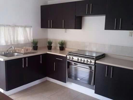 Cocina decoración y diseño casa Pinterest Casas pequeñas - cocinas pequeas minimalistas