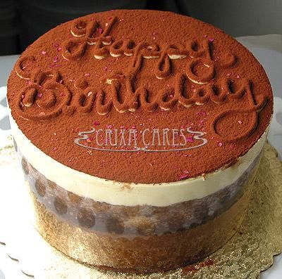 Fine Soprano Tiramisu Birthday Cake Crixa Cakes Cake Servings Funny Birthday Cards Online Necthendildamsfinfo