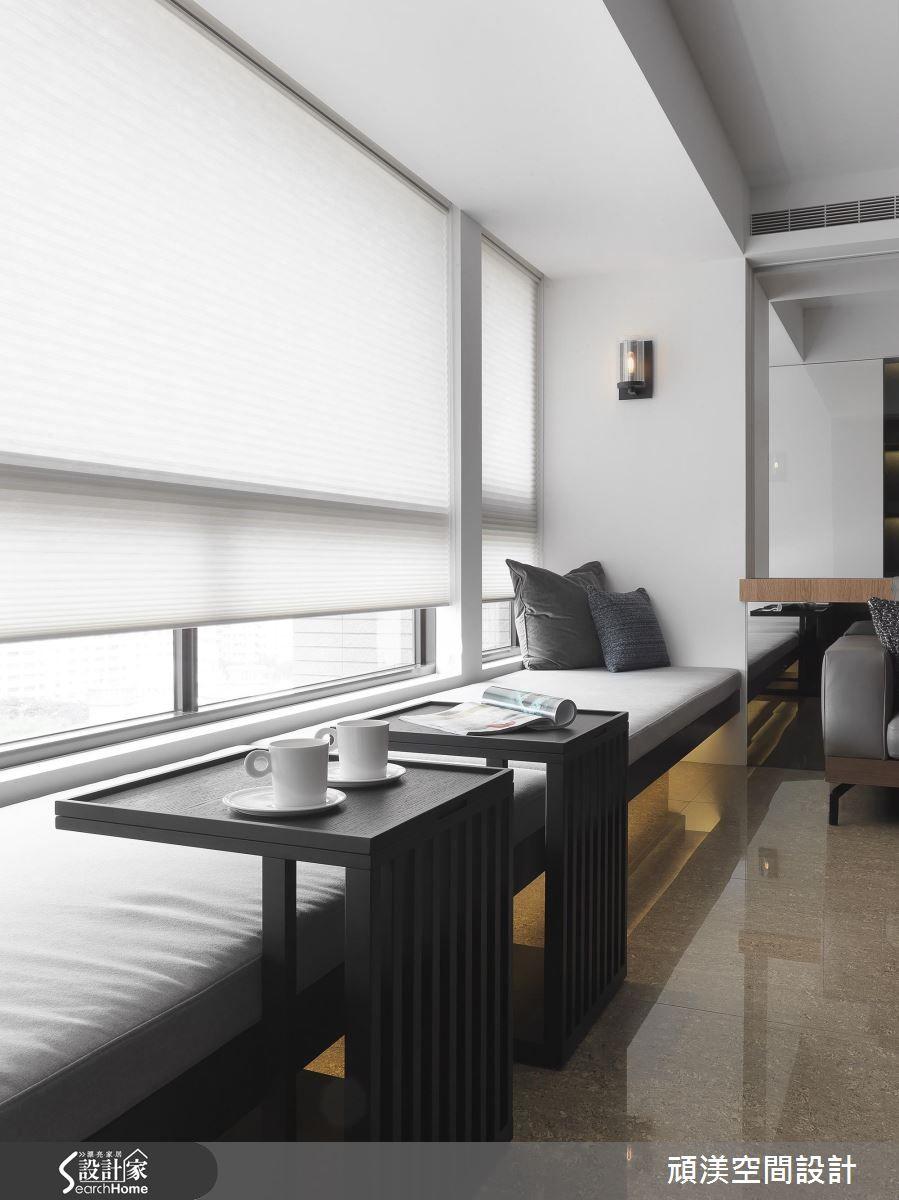 【新提醒】顽渼空间设计 60坪现代风住宅 家居别墅设计 拓者设计吧 Powered By Discuz