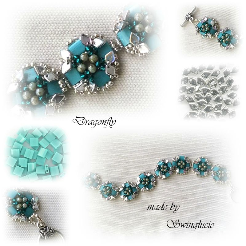 DRAGONFLY Handmade Jewelry Bracelets, Woven Bracelets, Handcrafted Jewelry,  Jewelry Crafts, Jewelry Ideas cc286a61705