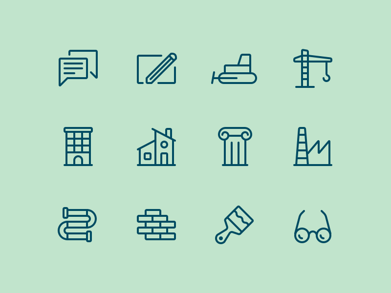 Feedly Organize Read And Share What Matters To You Building Icon Icon Web Template Design