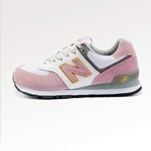 new balance 574 blanca