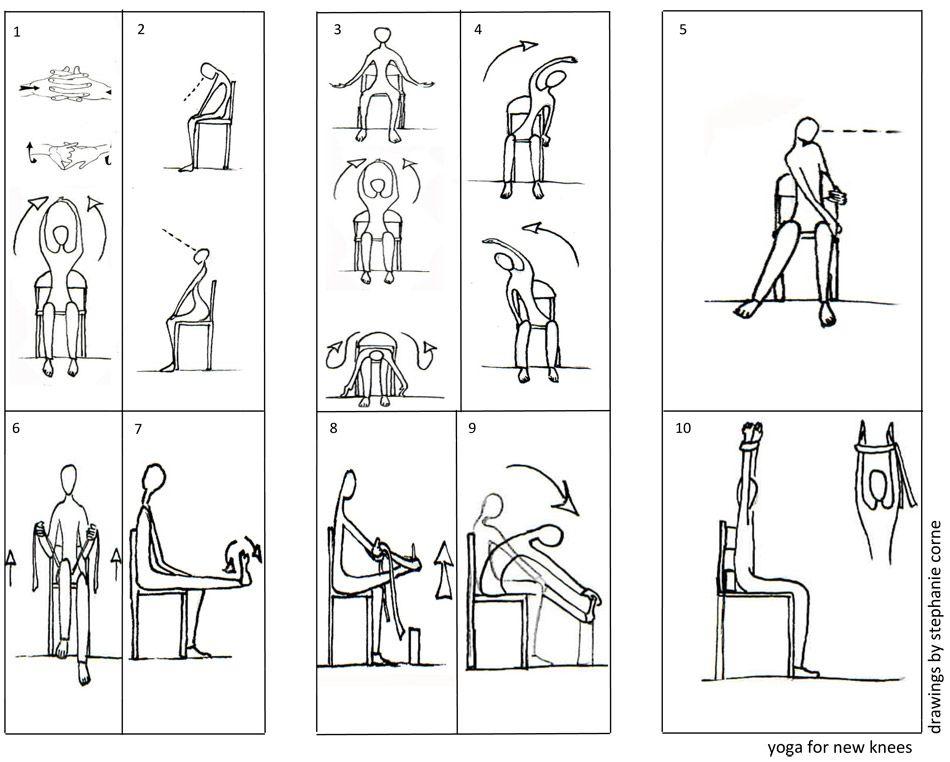 Seated Leg Exercises For Seniors Brokeasshome Com
