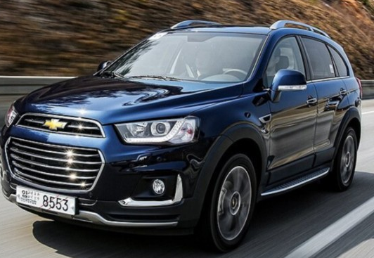 2020 Chevrolet Captiva Exteriors Specs And Price Autos Y Motos